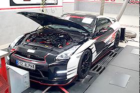 Profesionální úpravy GT-R